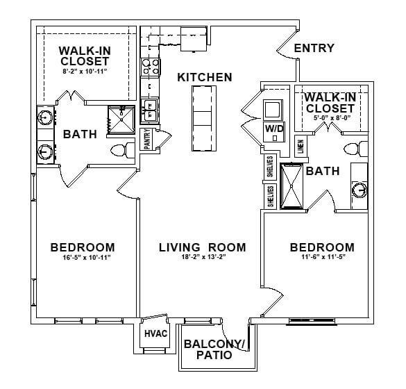 The Hawkins Floor Plan thumbnail